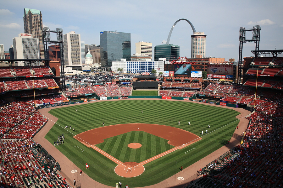 Busch Stadium - St. Louis Cardinals