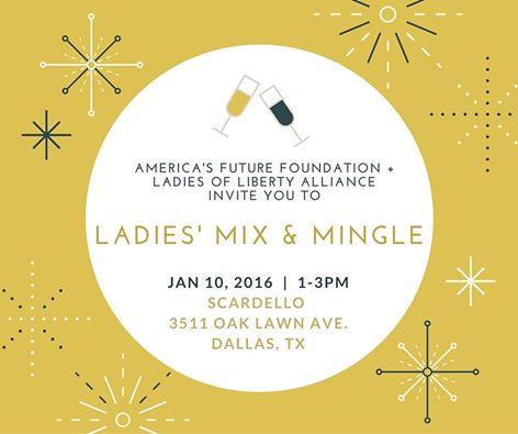 Ladies' Mix & Mingle