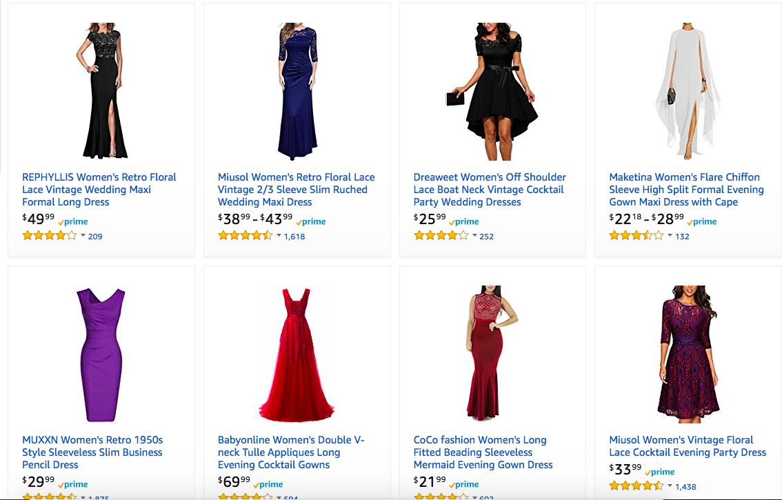 a9d8249ab5b 1950s Vintage Dresses Amazon