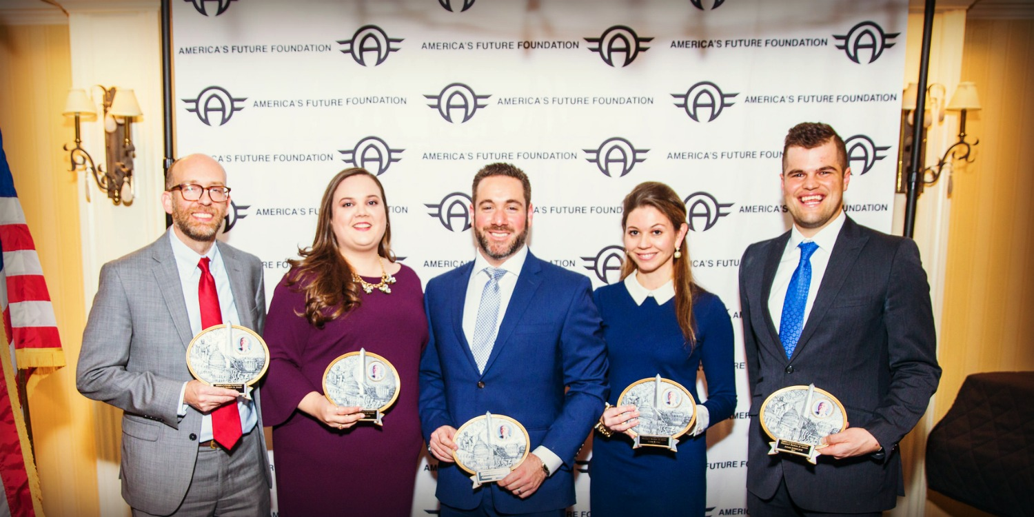 Nominations are Open for the 2018 Buckley Awards 2