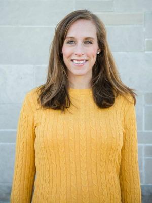 Introducing Ericka Andersen–2018 Buckley Award Winner 1