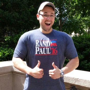 Meet Brian Nichols, AFF-Philadelphia's New Chapter Leader!