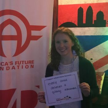 Meet Julie Grace, AF-Milwaukee's New Chapter Leader 3