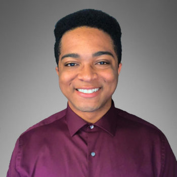 Meet Reggie Wallace, AF's New Programs and Communications Intern
