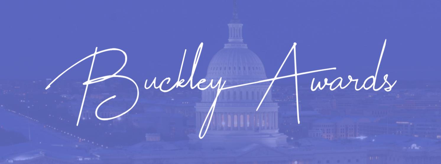Buckley Award Winners