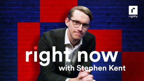 """Introducing """"Right Now with Stephen Kent"""""""