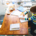 10 Home Schooling tips from a Working Mom of Four